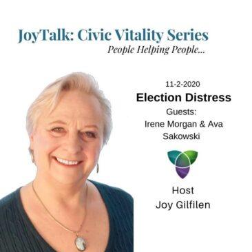 civic vilality Irene and Ava